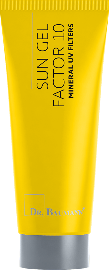 Sun Gel Factor 10 Mineral UV Filters