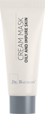 Cream Mask oily and impure skin