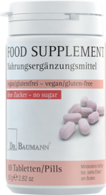 Food Supplement Vitamin B12 (ohne Zucker)